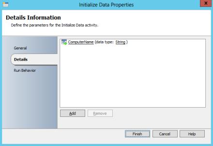 20131110 -  0 Initilize Data