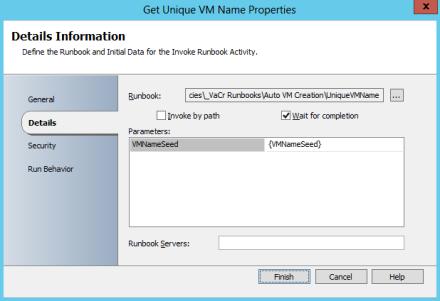 20131113 - 1 Get Unique VM Name