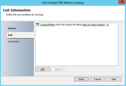 20131113 - 2 Get Unique VM Name - Loop